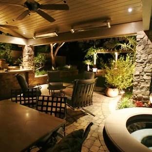 outdoor lighting ideas houzz