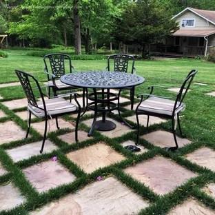 simple patio designs houzz