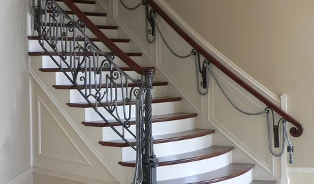2X4 Railing For Stairs | 2X4 Railing For Stairs | Solid Wood | 6 Foot | Stairway | Temporary | Natural Hardwood