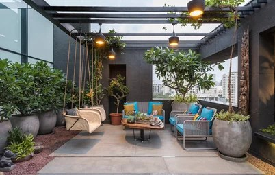 7 Super Stylish Ways To Shade Your Balcony
