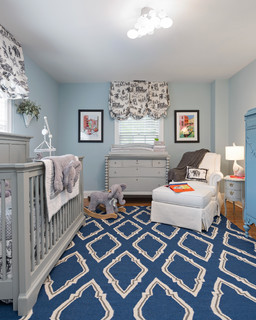 Webster Grovers Charmer traditional-nursery