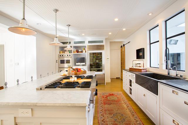 Valley Vista eclectic-kitchen