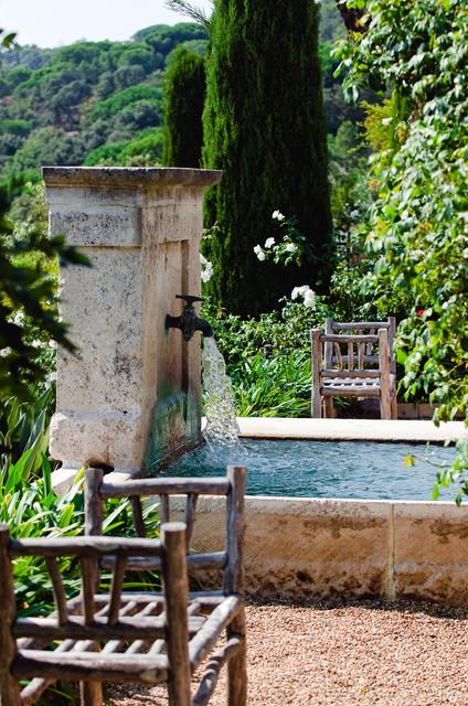installer un point d eau dans le jardin