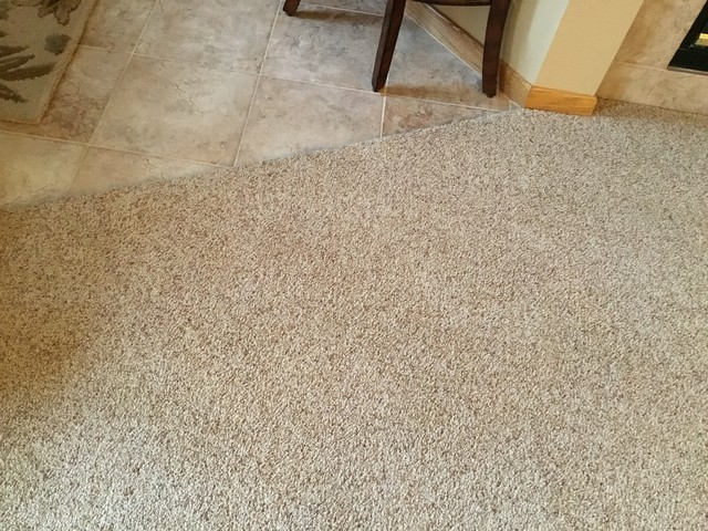 Living Room Stairs Speckled Tweed Carpet Transitional   Tweed Carpet For Stairs   Adam   Modern   Mustard   Hard Wearing   Wool
