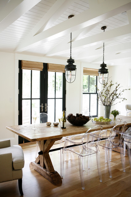 Modern Farmhouse farmhouse-dining-room