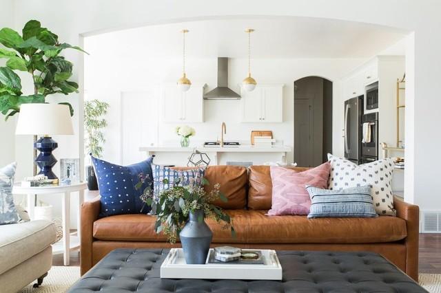 Vineyard Street Project transitional-living-room