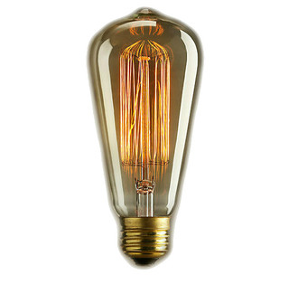 Edison Style Vintage Antique Light Bulb 60 Watt 55