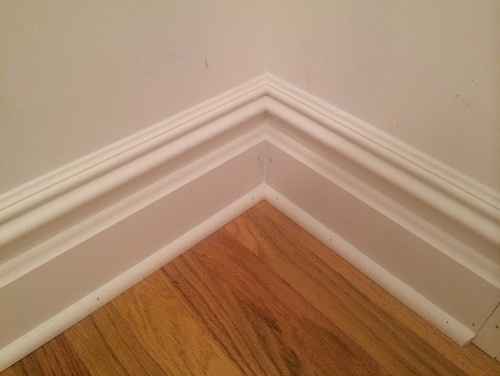 Image Result For How To Install Laminate Flooring With Baseboards Attached To Walls