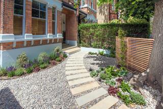 Garden Design, Calton Avenue, 1