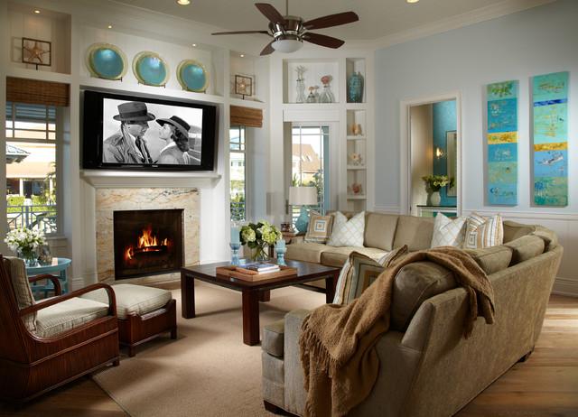 Interior Design - Tropical