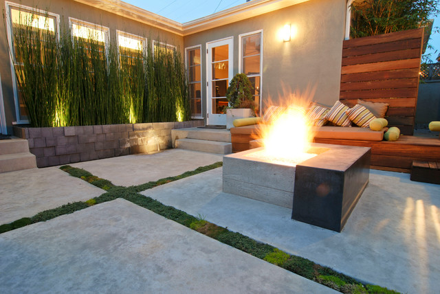 how to tear down that concrete patio