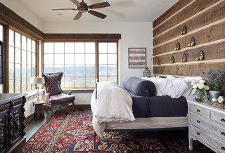 Castle Rock Farmhouse Chic - Master Bedroom farmhouse-bedroom