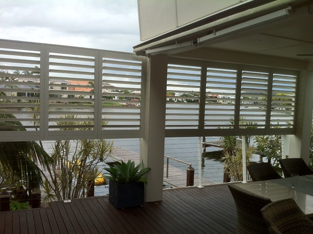 Aluminium Shutters For Privacy Screens