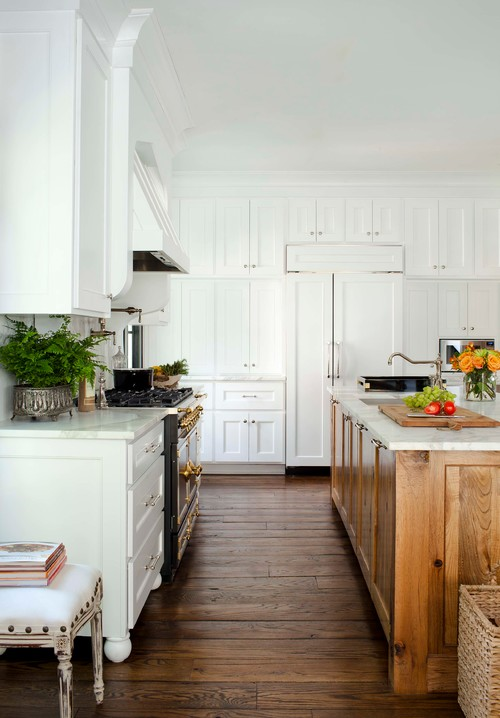 6 Timeless Design Elements In The Kitchen Pink Camellias