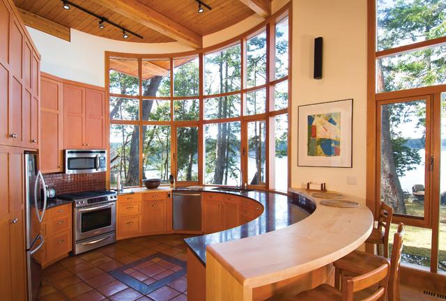 Booklovers House | Kitchen contemporary-kitchen