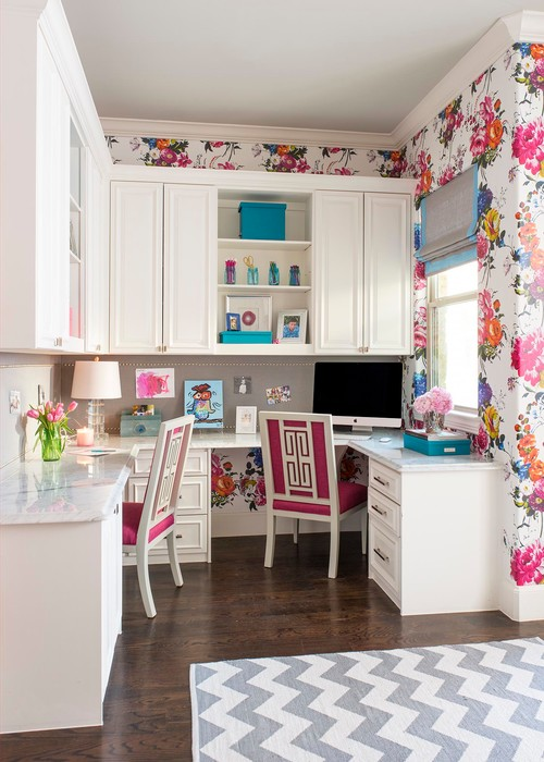 Colorful Family Home