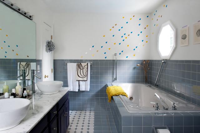 10 Idees De Decoration Murale Pour Pimenter Votre Salle De Bains