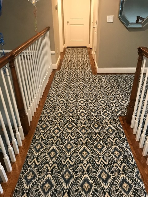 Old Tappan Nj Stair Hallway Runner And Rug To Match | Stair And Hallway Runners | Landing | Stair Treads | Wool | Non Slip | Images Tagged