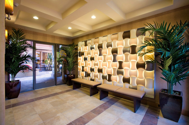 10 Unusual Interior Materials For High End Custom Appeal