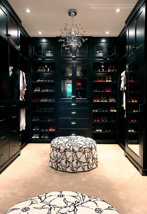 Walk-In Master Closet