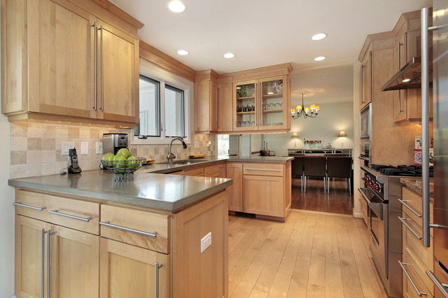 Kitchen Cabinet Refacing New Hampshire Craftsman Boston