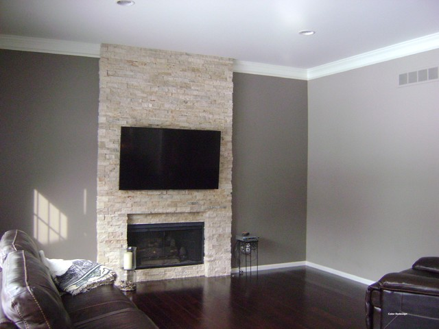 Sherwin Williams Warm Stone