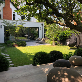 75 Most Popular Modern Garden Design Ideas For October 2020 Stylish Modern Garden Remodeling Pictures Houzz Uk