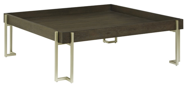 palliser furniture arkell cocktail table tray top square