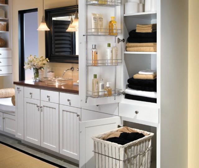 Aristokraft Cabinets Farmhouse Bathroom