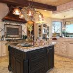 75 Beautiful Large Kitchen With Beige Cabinets Pictures