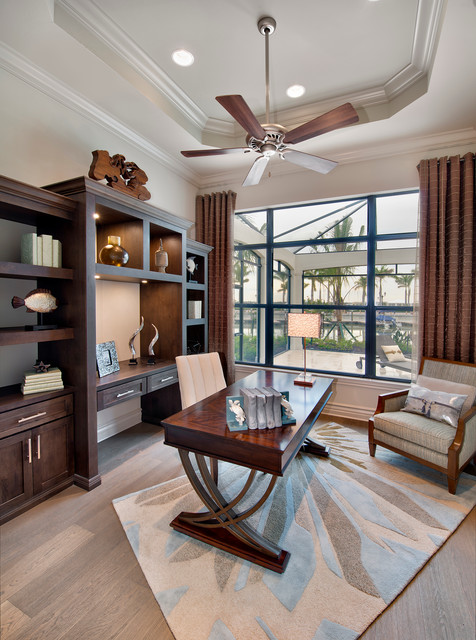 San Michele Transitional Home Office Miami By