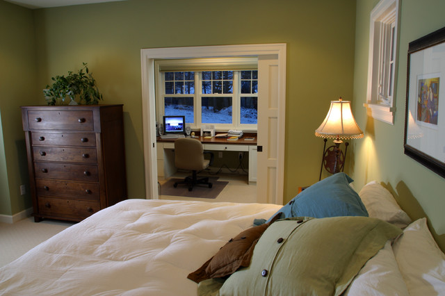 Excelsior Farmhouse Cottage Traditional Bedroom
