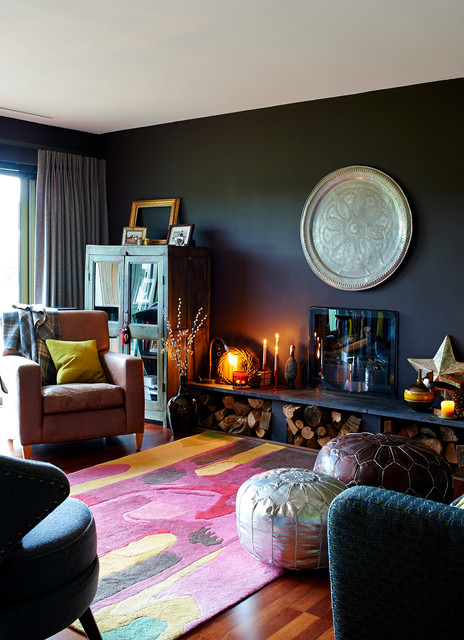 8 Easy Ideas For Turning Your Living Room Into A Snug Haven