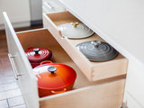transitional-kitchen This Weekend: Raise a Stein, Plant a Tree, Make a Casserole (7 photos)