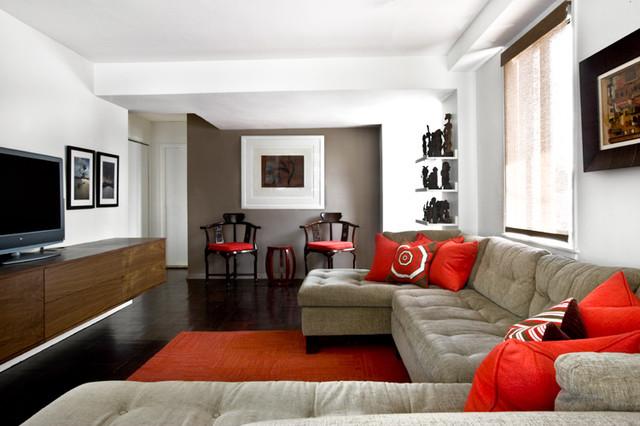 Family Room Decor Design