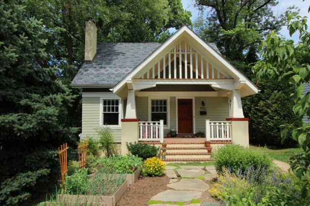 Roots of Style  See What Defines a Craftsman Home Craftsman Exterior by Bennett Frank McCarthy Architects  Inc