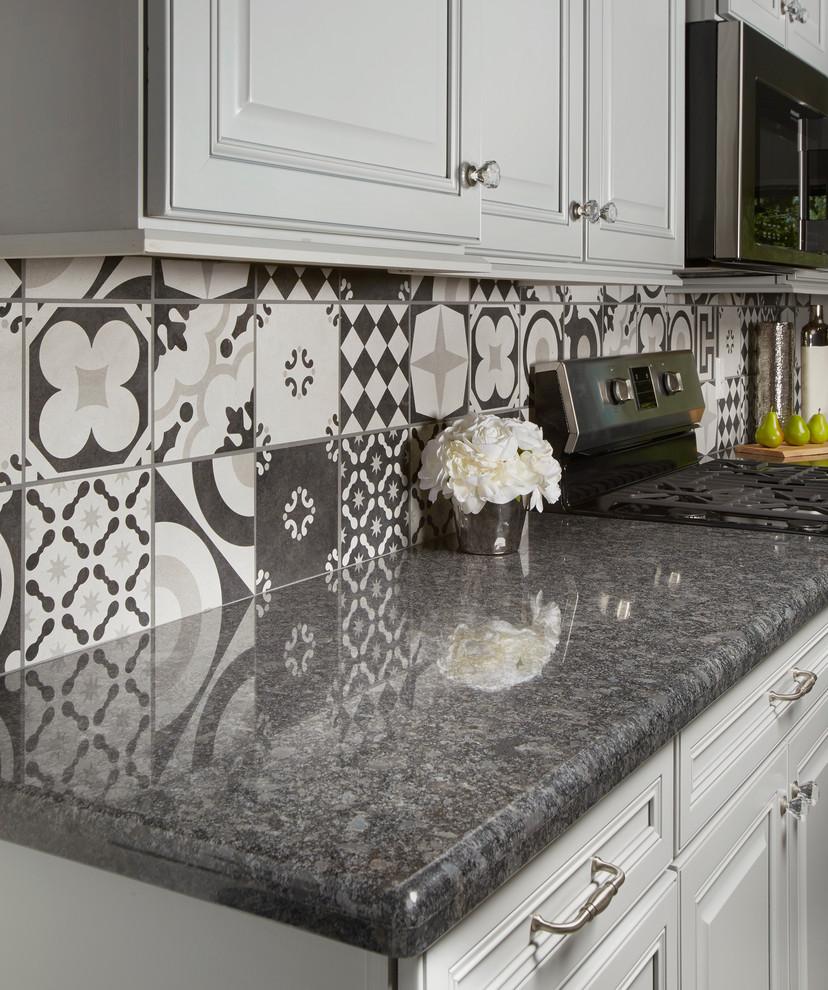 Steel Grey Granite - Contemporary - Kitchen - Phoenix - by Arizona ...