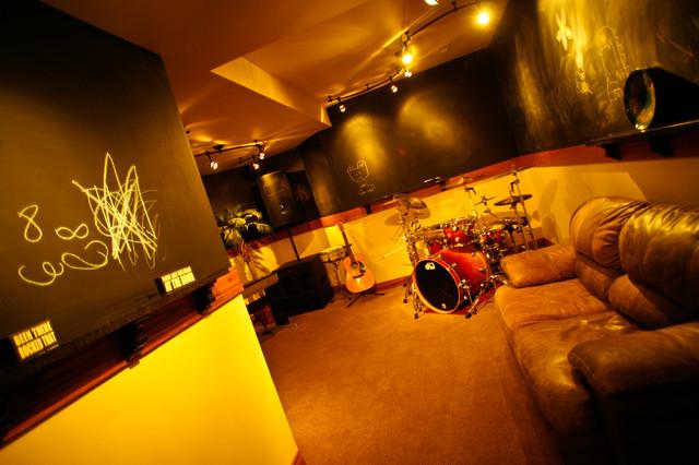 Martin Basement Music Room Craftsman Basement Grand Rapids