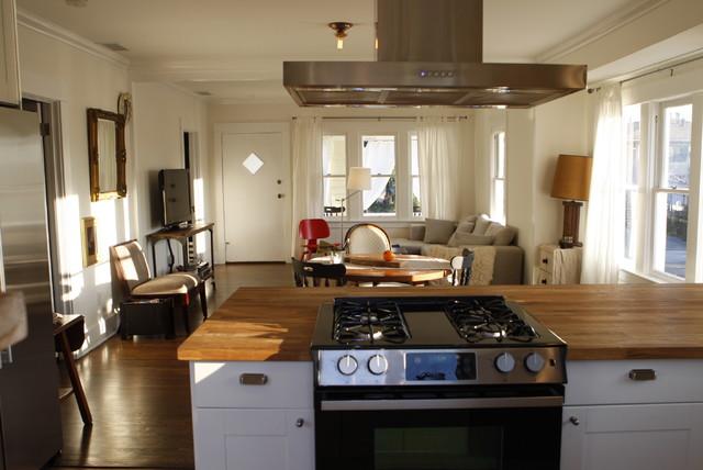 Kitchen Design Ideas Open Shelving