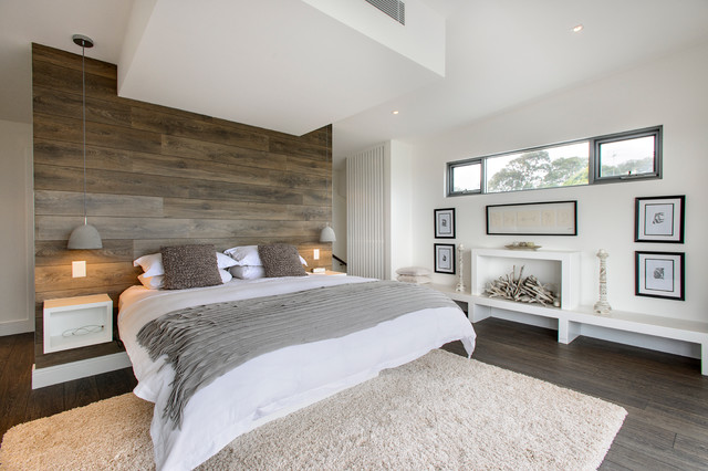 south coogee - house - contemporary - bedroom - sydney - by