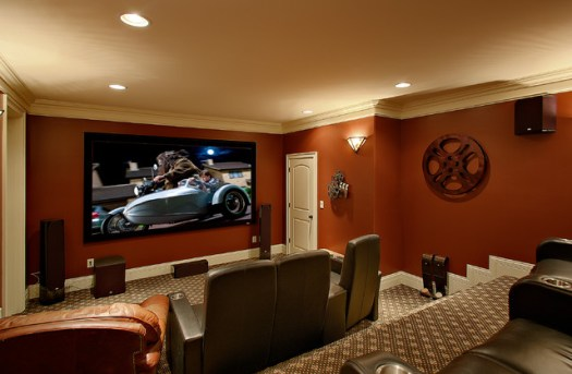 Home Theater Traditional