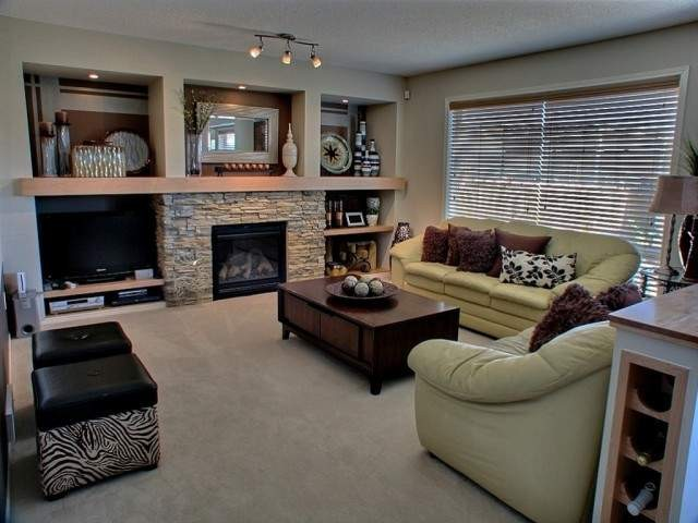 Fireplace Entertainment Cabinet