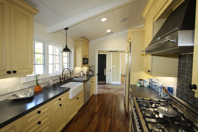 Los Altos Galley Kitchen