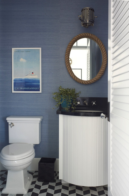 coronado beach-style-powder-room