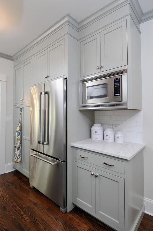 My Favorite Non White Kitchen Cabinet Paint Colors Evolution Of Style