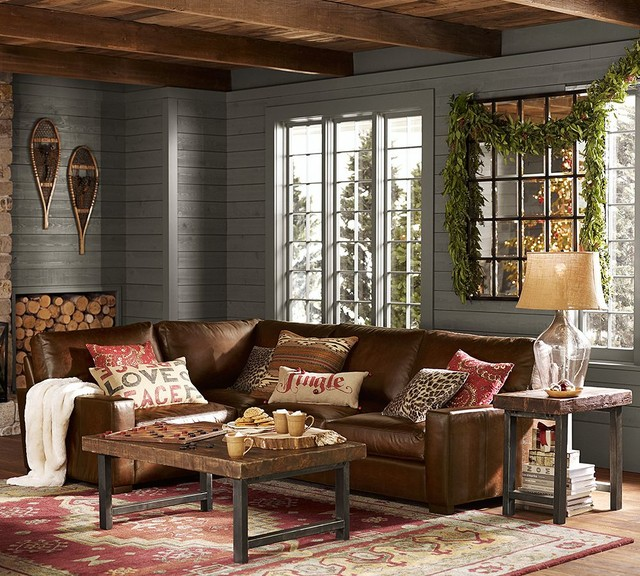 Pottery Barn Leather Sofa Reviews