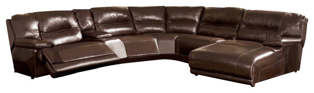 Ashley Furniture Home Exhilaration Chocolate Left Arm Facing  sc 1 st  Aecagra.org : exhilaration sectional - Sectionals, Sofas & Couches