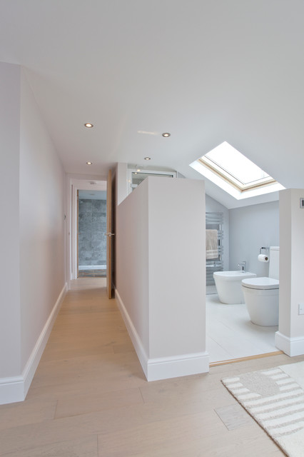 Surrey Rear Dormer Loft Conversion 2 Bedrooms Bathrooms Dressing Room