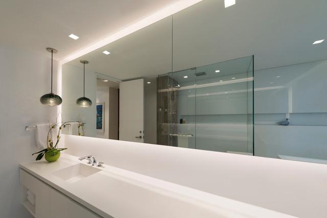 LED Soft Strip By Edge Lighting Contemporary Bathroom