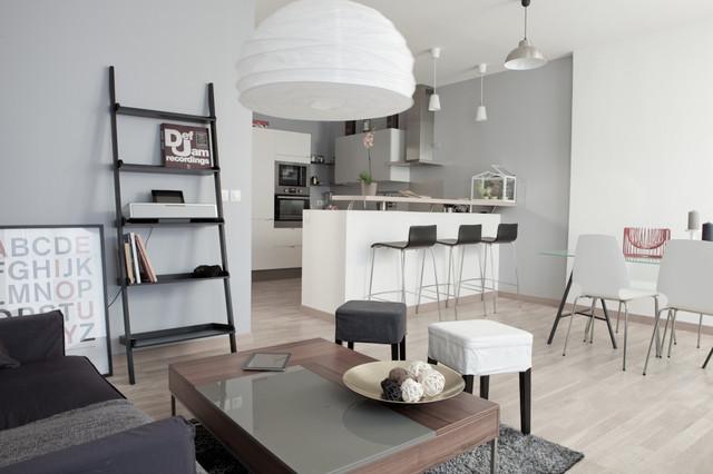 Visite Prive Un Appartement Reposant En Plein Cur De Paris